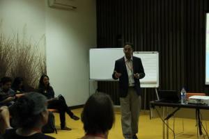 Speaking at PRAXIS 2013